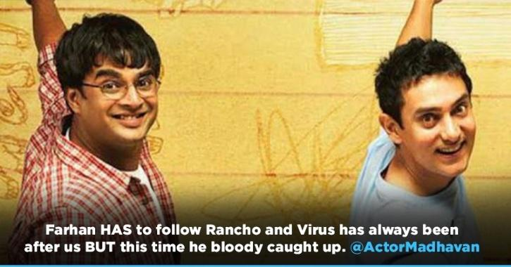 After Aamir Khan, R Madhavan Test Covid Positive, Shares The News With Hilarious 3 Idiots Twist