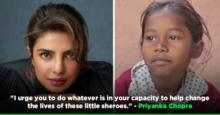 Priyanka Chopra Raises Funds For Education Of Girls Starring In Oscar Shortlisted Film