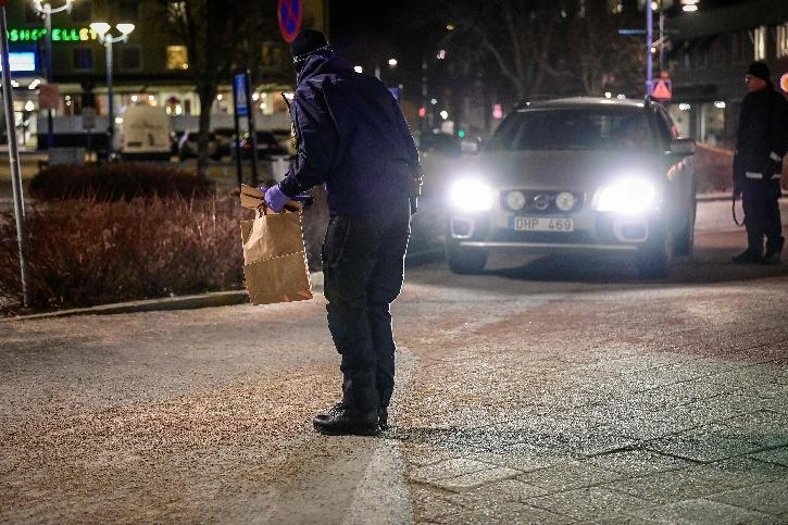 Sweden Stabbing Attack