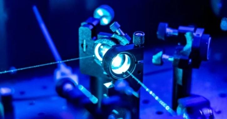 laser hidden object