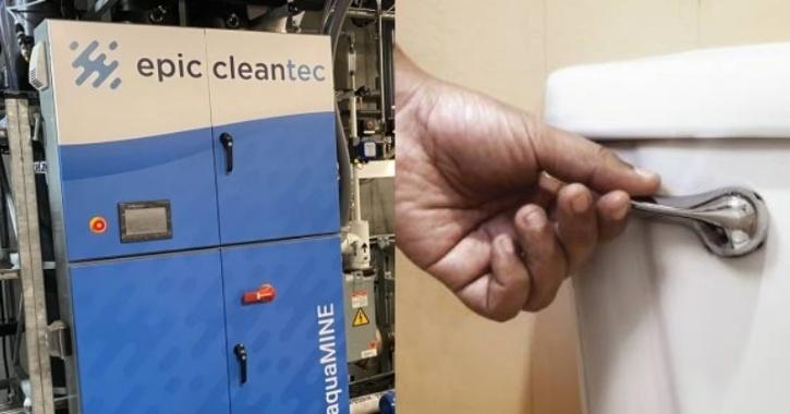 epic cleantec waste water treatment