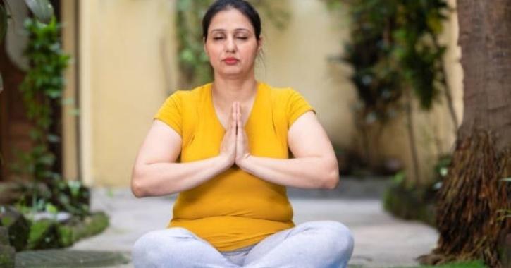 obese women heart health