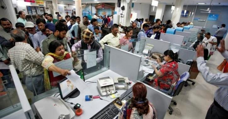 long bank queues india