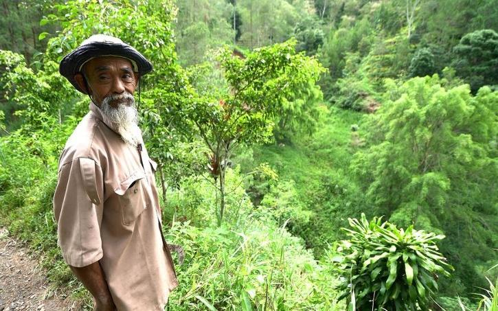Indonesia Green Hero Sadiman