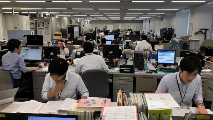 A number of staff members from the Funabashi City Board of Education in the Chiba Prefecture were punished with pay cuts