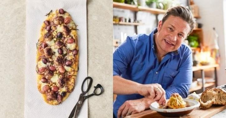 Jamie Oliver also posted a poll on Twitter seeking opinion of other users.