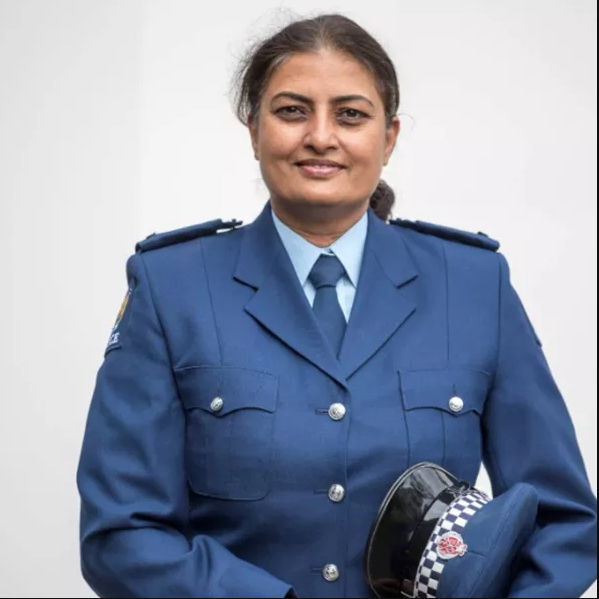 First Woman Police Officer in New Zealand Police