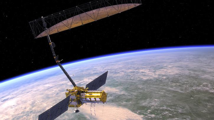 Weighing around 2800 kg, this satellite is touted to be the world