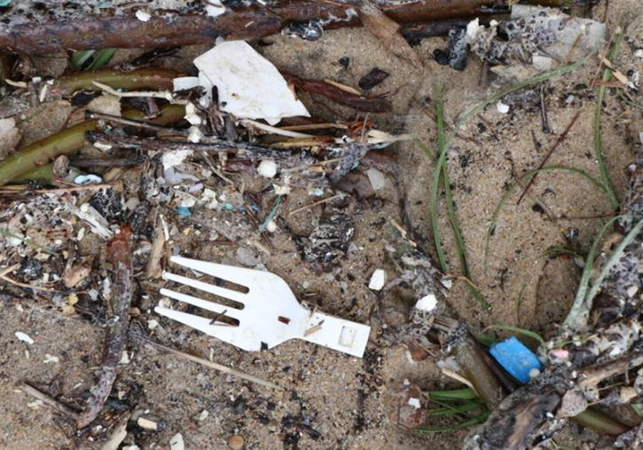 Disposable plastic straws, cutlery and containers will soon be banned in Victoria