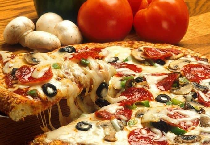 A six-pack delivered alongside any pizza, pasta or wings dish will cost an additional $19.95