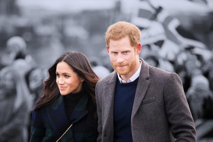 Meghan Markle and Prince Harry / Getty Images