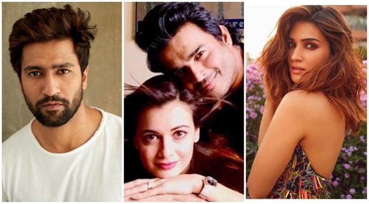 Vicky Kaushal, Dia Mirza and Madhavan, Kriti Sanon / Indiatimes