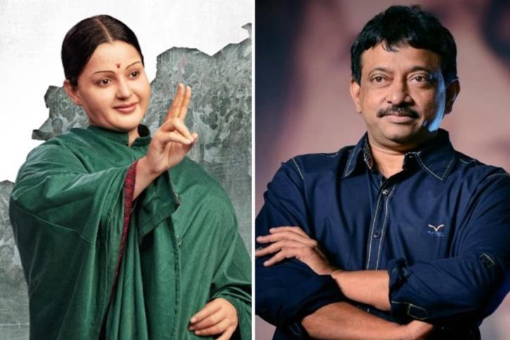 Ram Gopal Varma and Kangana Ranaut / Indiatimes