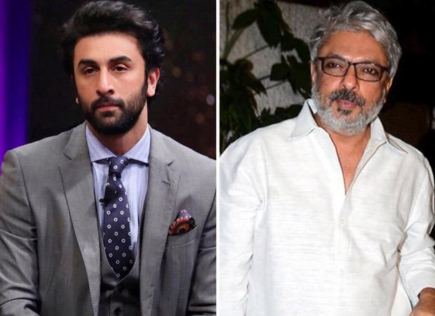 Ranbir Kapoor and Sanjay Leela Bhansali / Indiatimes