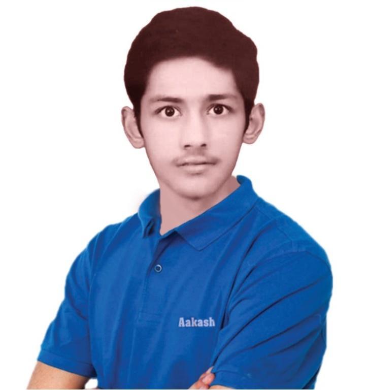 jee topper Ranjim Prabal Das