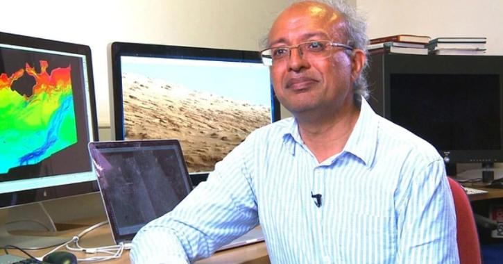 With five computers and two other screens for video conferencing, Gupta, a geologist, is controlling NASA's Mars rover 'Perseverance'