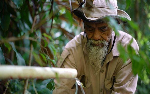 69 year old eco warrior from indonesia