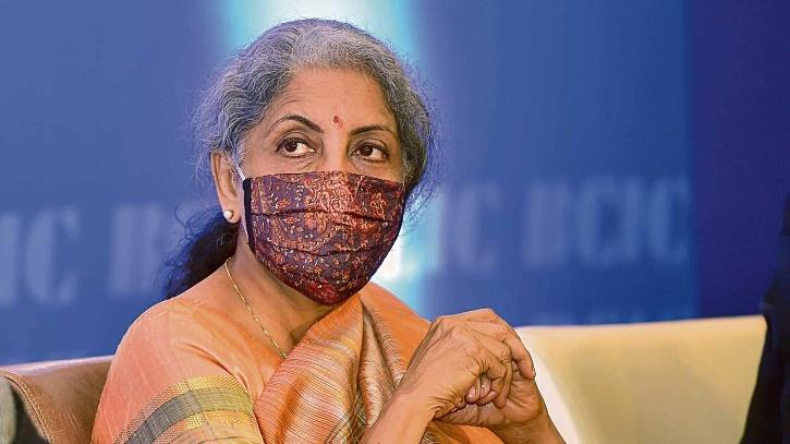 Finance Minister Nirmala Sitharaman  / ANI