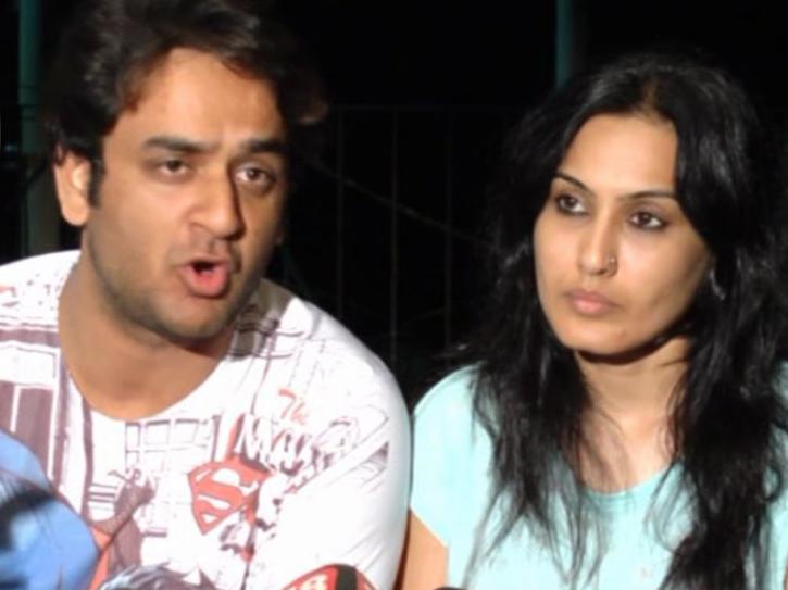 Kamya Punjabi and Vikas Gupta.
