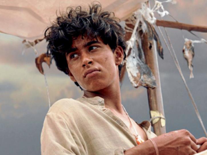Suraj Sharma nominated at BAFTA