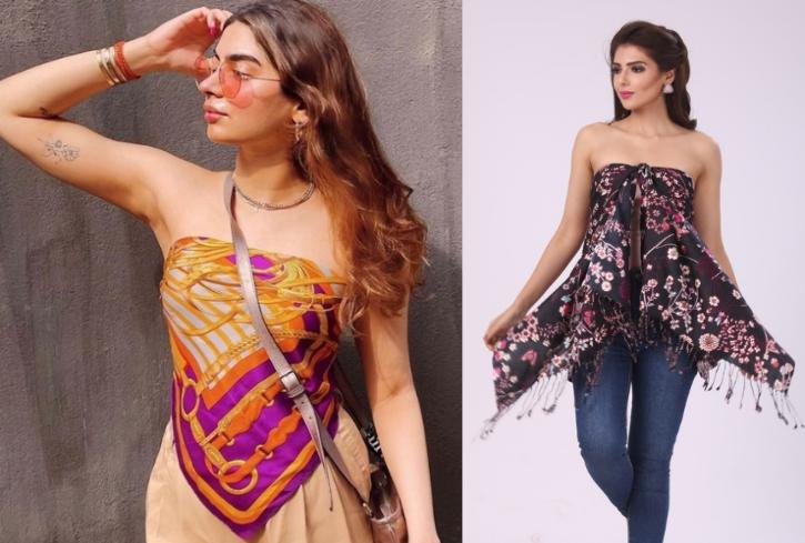 Liva, Sustainable fashion, celebrity style