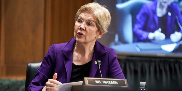 Massachusetts Sen. Elizabeth Warren, Washington Rep. Pramila Jayapal and Pennsylvania Rep. Brendan Boyle want the ultra-wealthy to pay for it.