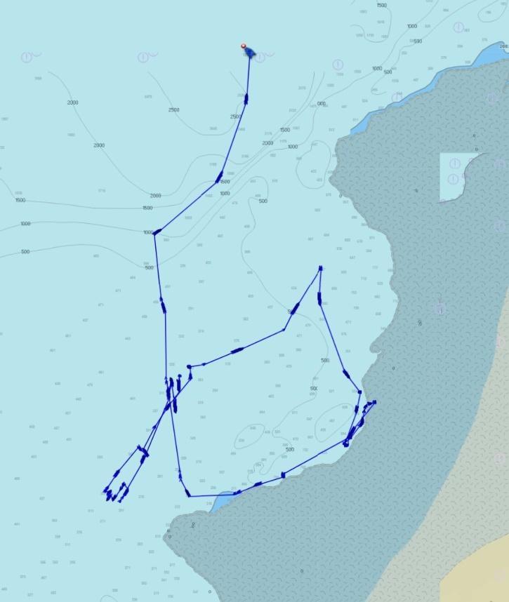 Big Ocean Data