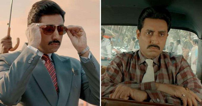 Pratik Gandhi Says Abhishek Bachchan's The Big Bull Trailer Looks Promising, While Fans Feel It's Tough To Beat Him