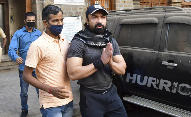 Here's All You Need To Know About Ajaz Khan Who Was Detained By NCB At The Airport In Drug Case