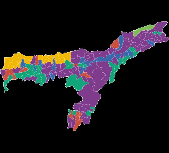 Assembly election result Assam 2016