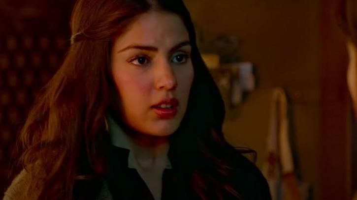 Rhea Chakraborty in Chehre trailer / Youtube