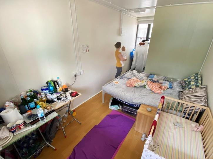 hong kong covid quarantine