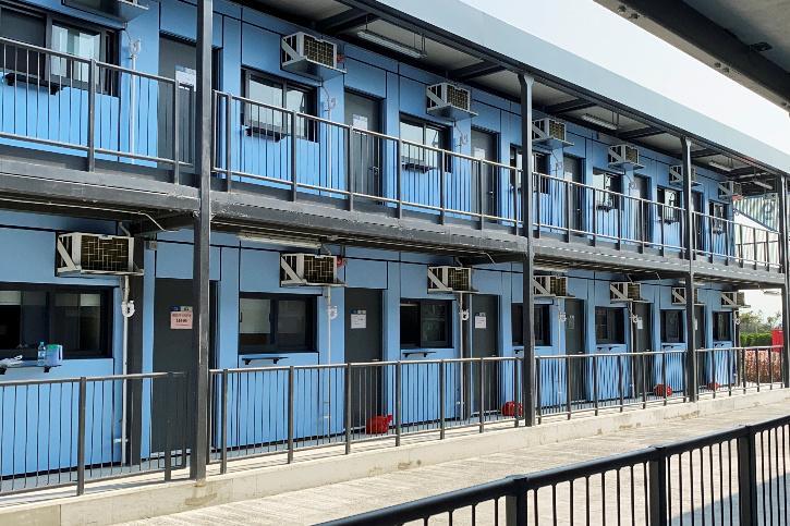hong-kong-bay quarantine centre