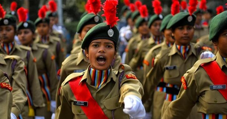 Woman Officers in Indian Army