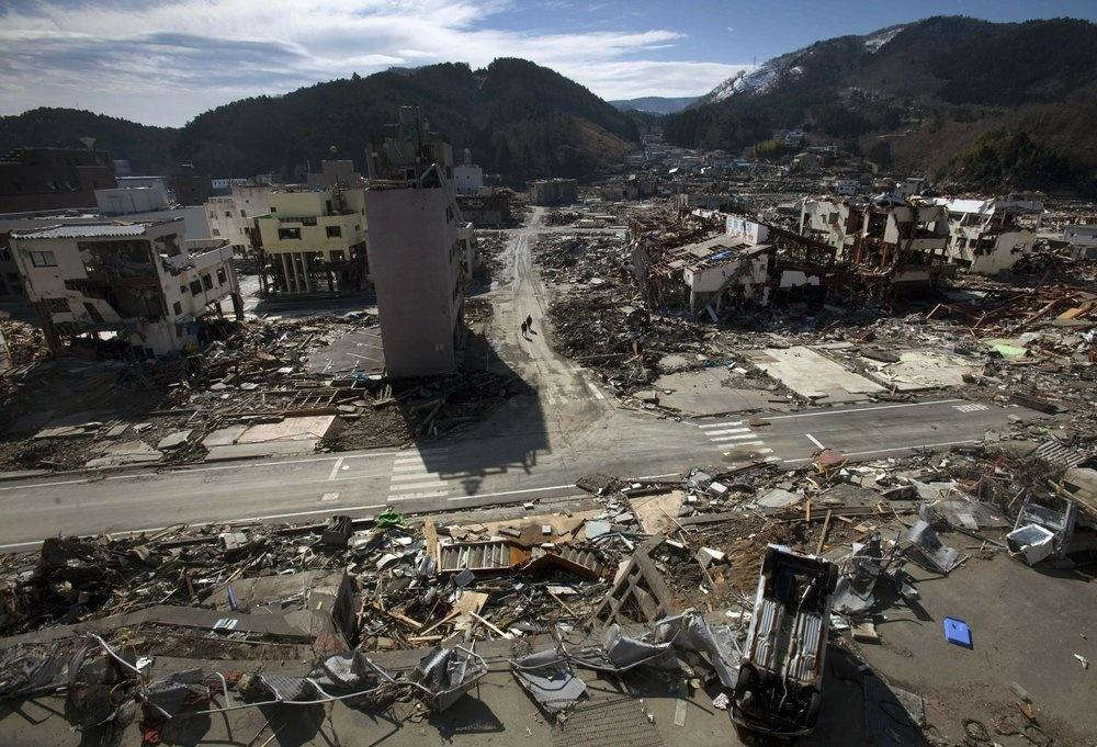 Japan 2011 Tsunami Before and After1