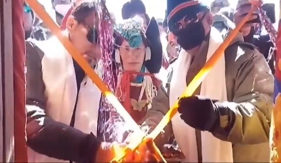 ladakh-celebrates mobile connectivity