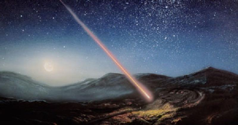 Space Fans In France Told To Look Out For An Apricot-Sized Meteor That Fell To Earth - India Times