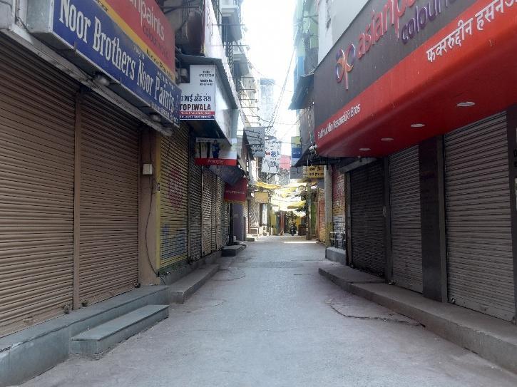 nagpur shops closed lockdown 2021