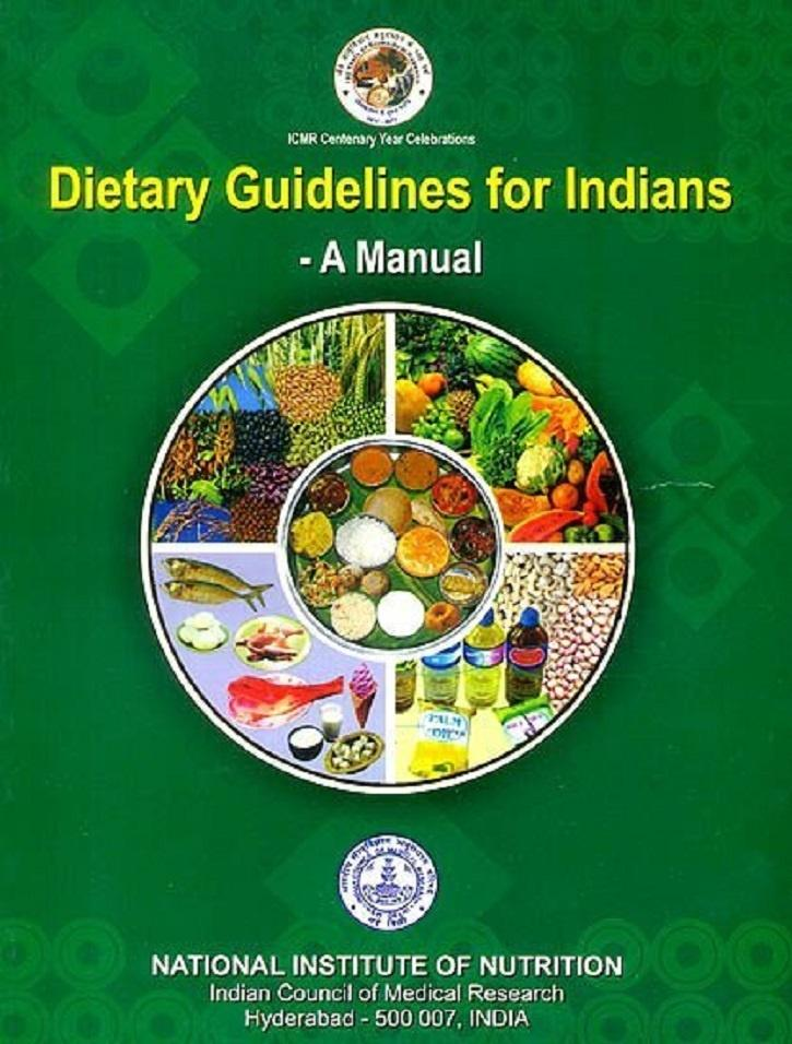 india dietary guidelines