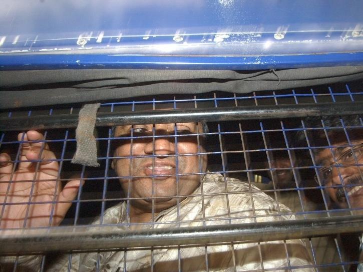 Stamp Paper scam accused Abdul Karim Telgi.