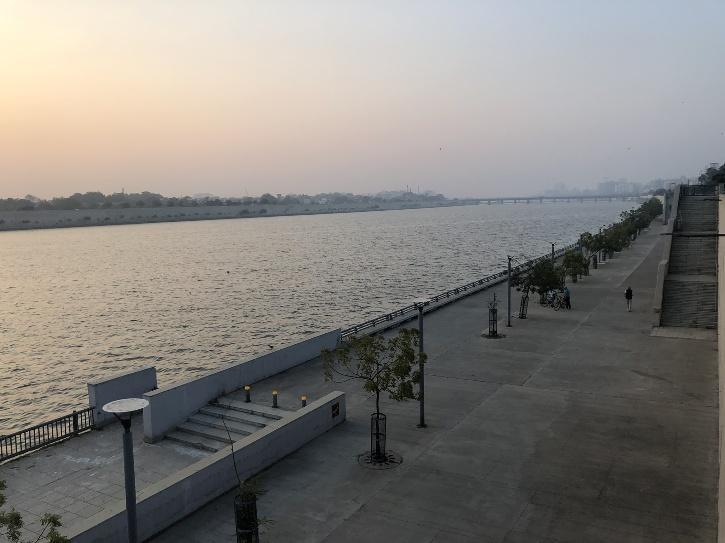 sabarmati waterfront