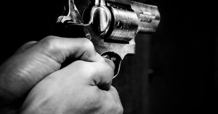 student shoots teacher gun