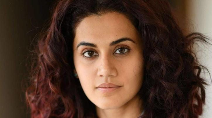 Taapsee Pannu Slams Trolling Of Women In Bikinis, Says Why Doesn't It Happen With Men Who Post Half Naked Pictures