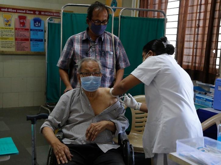vaccine covid india