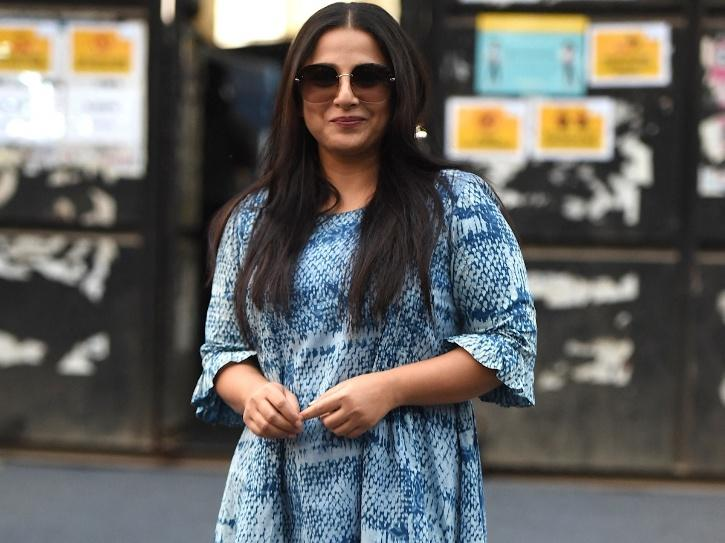 Vidya Balan Is Not Ready To Big Down, Says Call Me Fat Or Short I Will Find My Way To Be An Actor