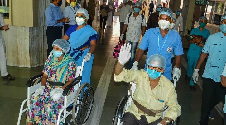 COVID-19 Recoveries India
