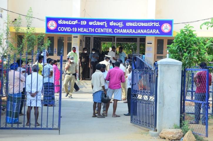 Karnataka COVID-19