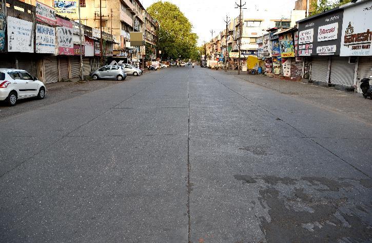 Maharashtra Extends Lockdown