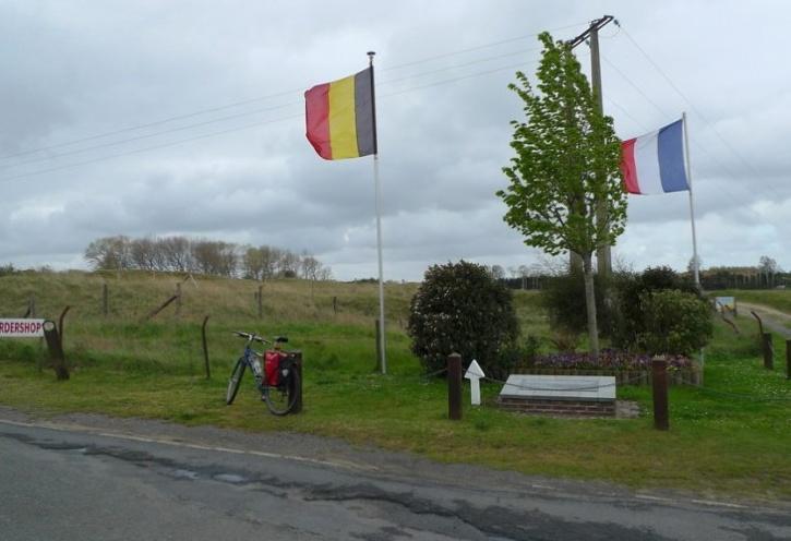 France-Belgian Border