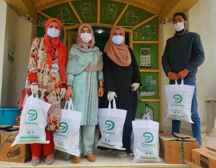 Good Samaritans walk extra mile for covid patients